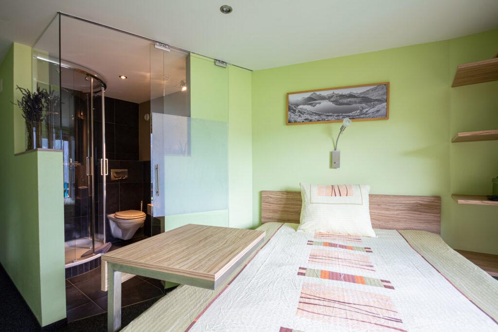 Einzelzimmer Top mit Balkon