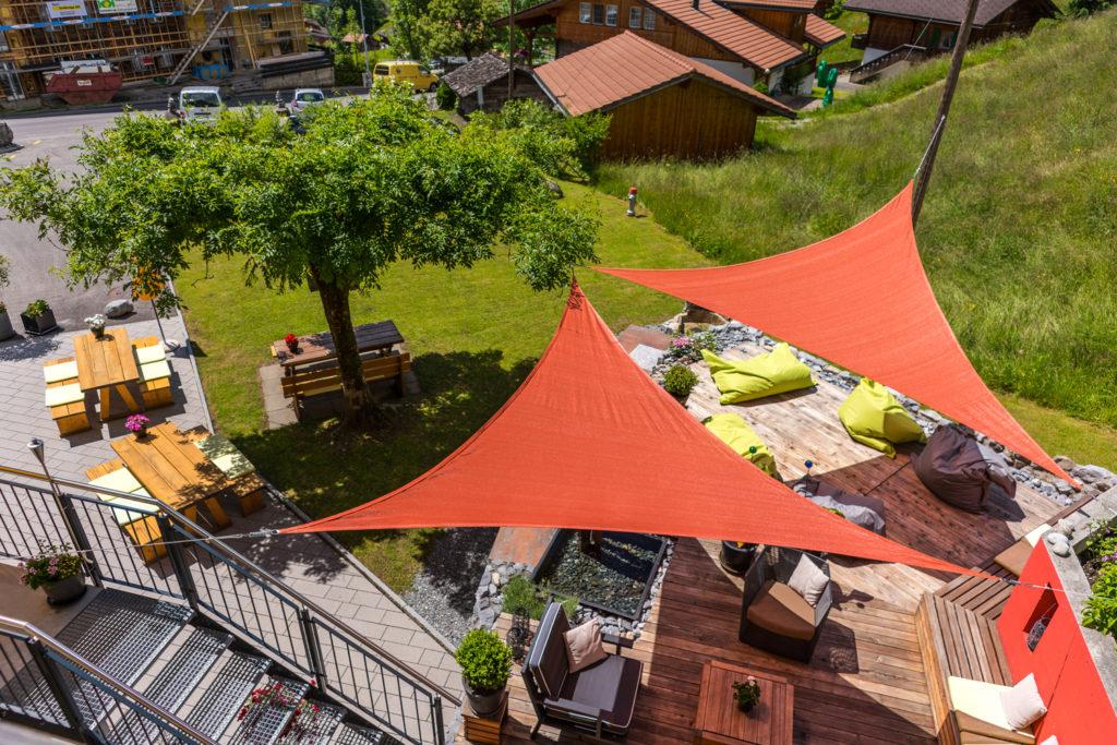 Sundeck Hotel Lauberhorn Grindelwald