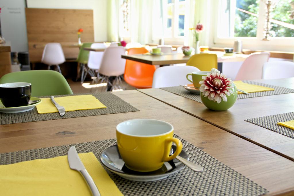 Breakfast Room Hotel Lauberhorn Grindelwald