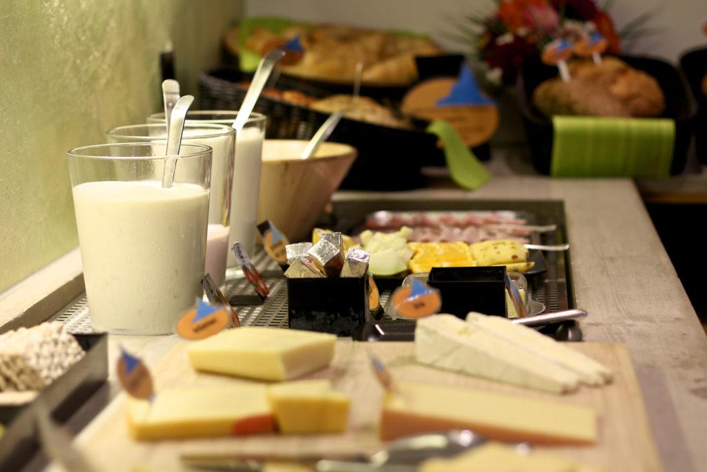 Frühstück Hotel Lauberhorn Grindelwald