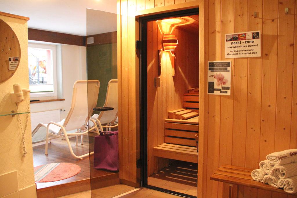 Sauna Grindelwald