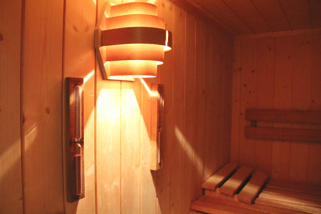 Sauna Hotel Lauberhorn Grindelwald