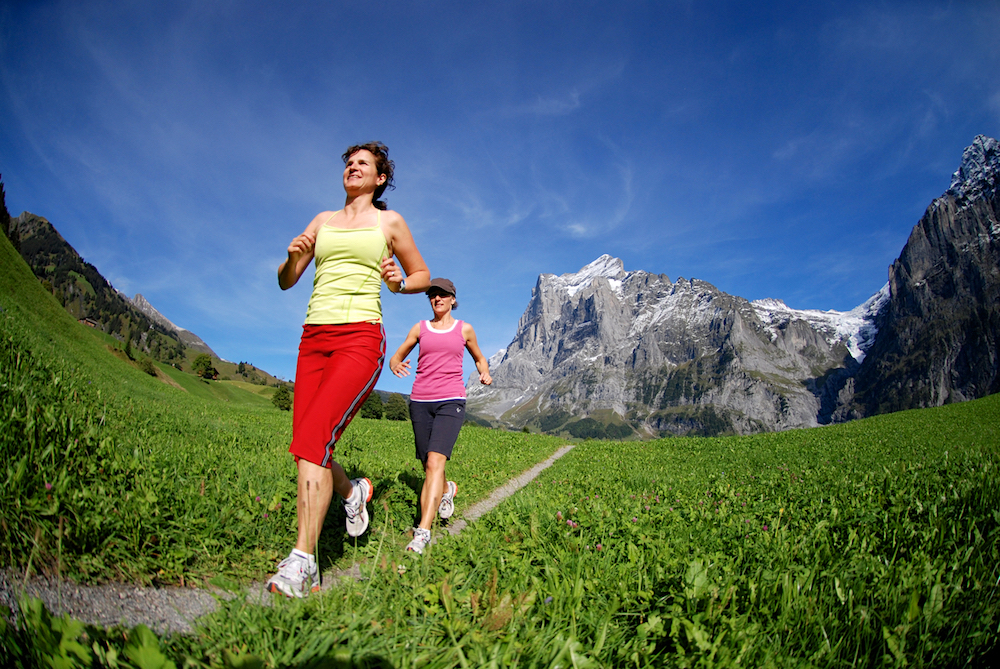Running Grindelwald