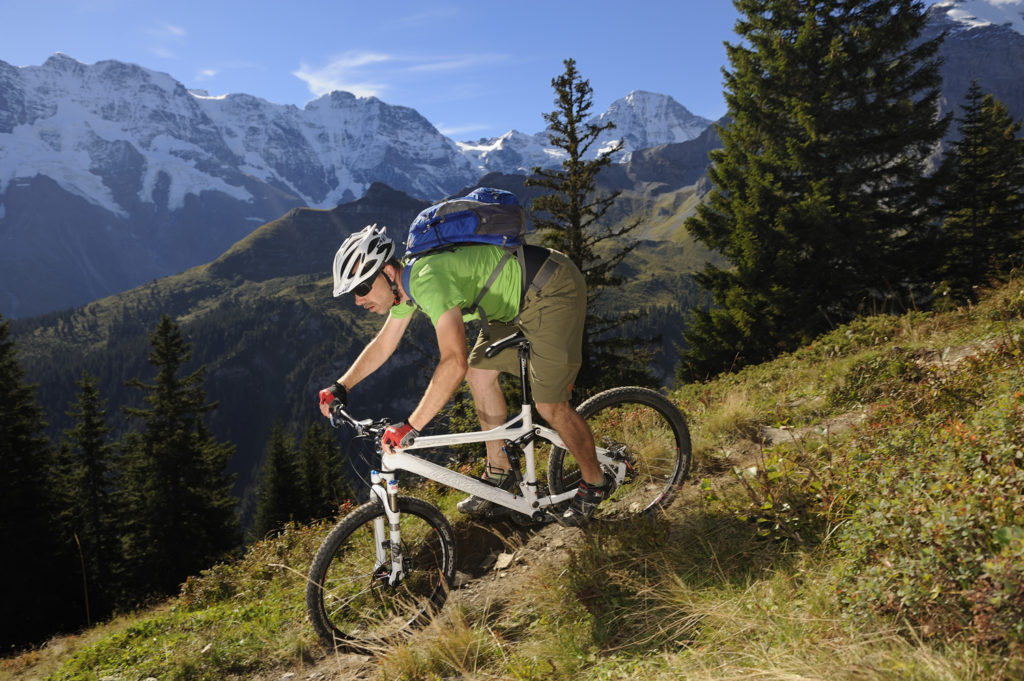 Mountainbike Grindelwald