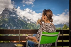 Food and Drinks Hotel Lauberhorn Grindelwald