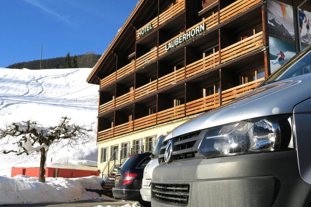 hotel lauberhorn anfahrt grindelwald