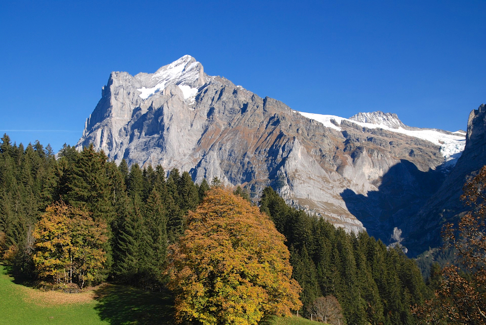 Indian Summer Grindelwald