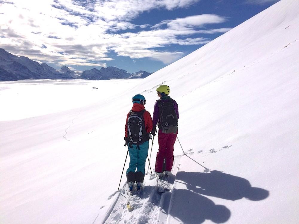 Skitouren Grindelwald