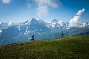 Trailrunning Grindelwald