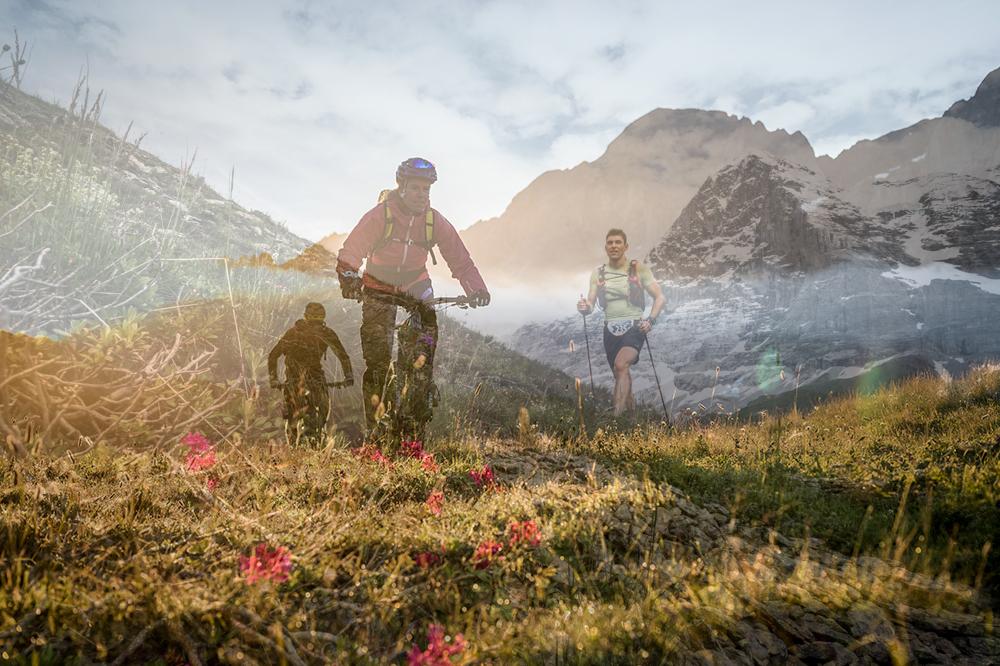 Trailrunning Mountainbike Grindelwald