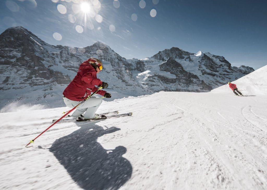 Wintersport Grindelwald Lauberhorn