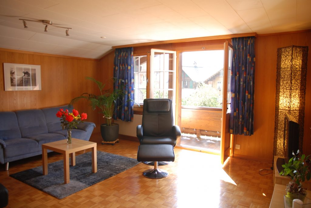 Holiday apartment Grindelwald