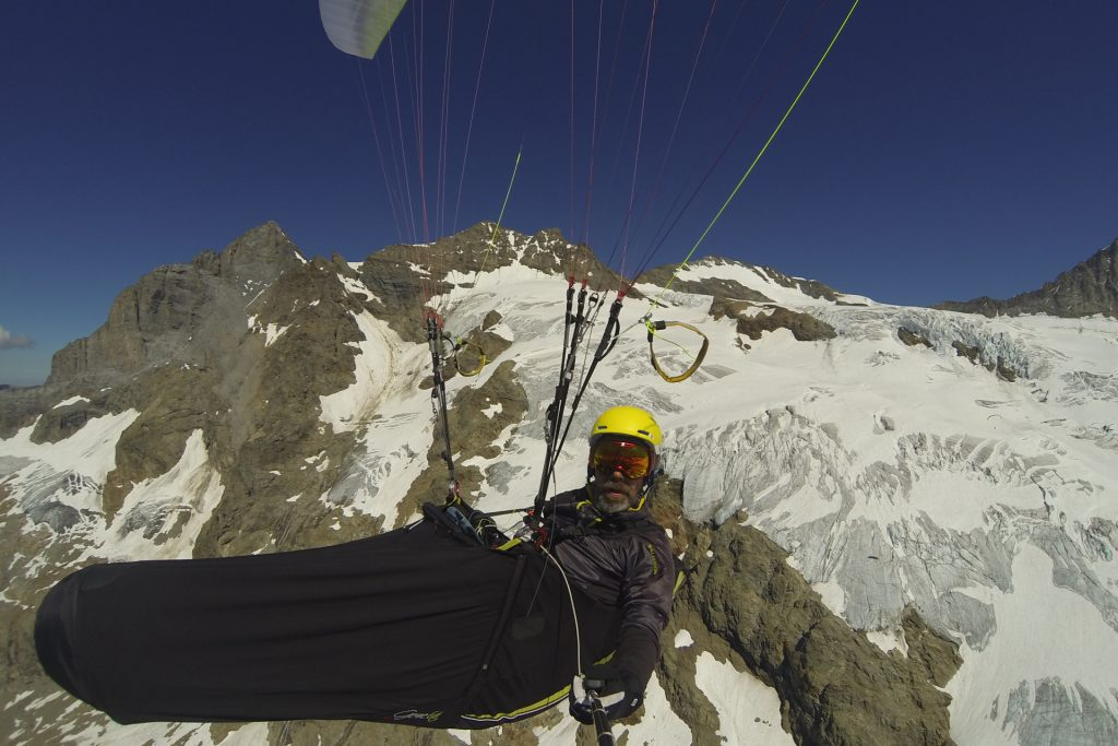 Paragliding Beni Kaufmann