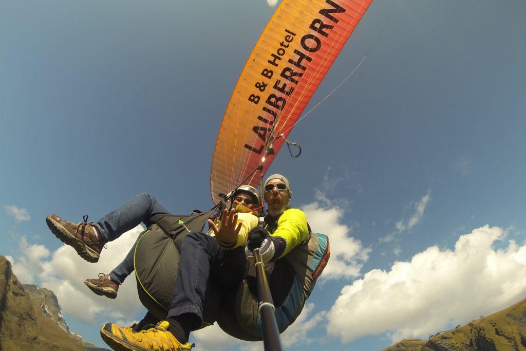 Paragliding Tandem Grindelwald