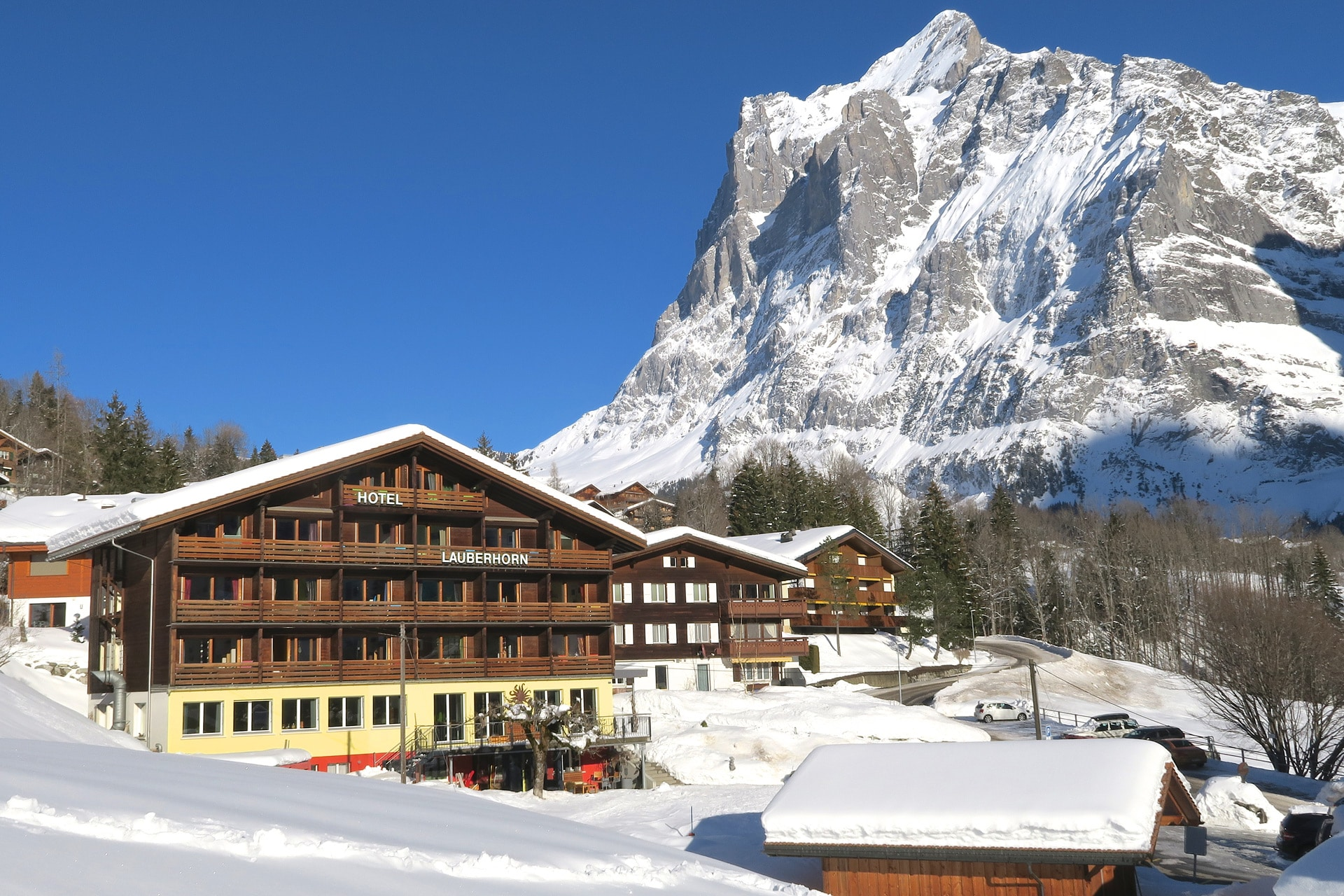 Bed & Breakfast Hotel in Grindelwald