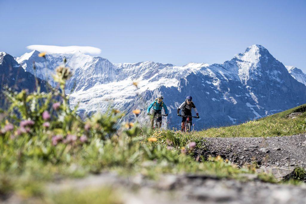 Mountainbike Resort Grindelwald