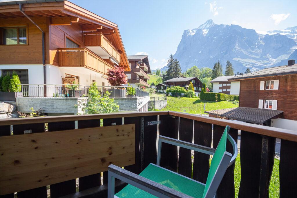 Doppelzimmer Lifestyle mit Balkon
